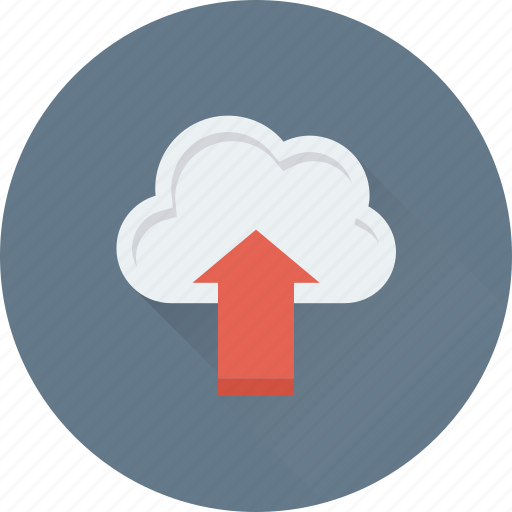 Cloud network, cloud sharing, cloud upload, computing, upload icon - Download on Iconfinder