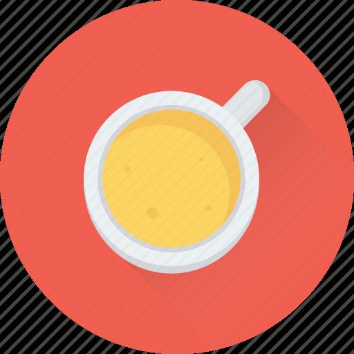 beverage, coffee, drink, hot tea, tea cup icon