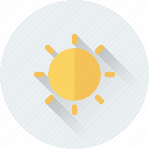 Bright day, brightness, morning, sun, sunny day icon - Download on Iconfinder