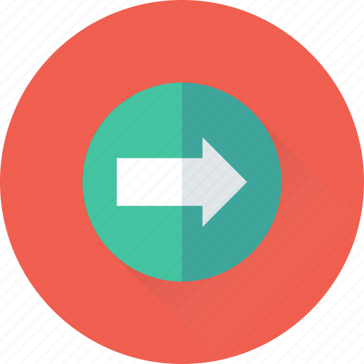 Arrow, directional, navigational, next, right icon - Download on Iconfinder