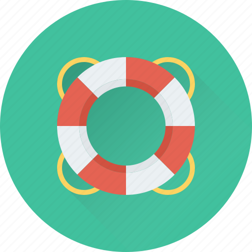 Life belt, life buoy, life ring, safety, support icon - Download on Iconfinder