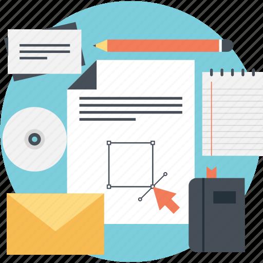 blog management, blog marketing, blogging, content marketing, digital marketing icon