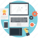 creative design, creative process, design process, graphic design, web designing