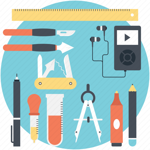 creativity symbol, hand tools, professional services, technical services, tools icon