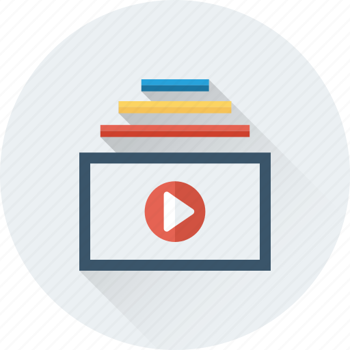 Media, media player, movie, multimedia, video player icon - Download on Iconfinder