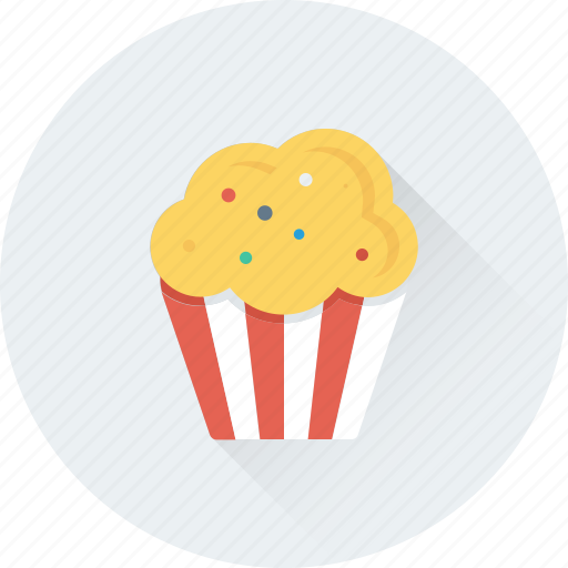 Cupcake, fairy cake, food, muffin, sweet icon - Download on Iconfinder