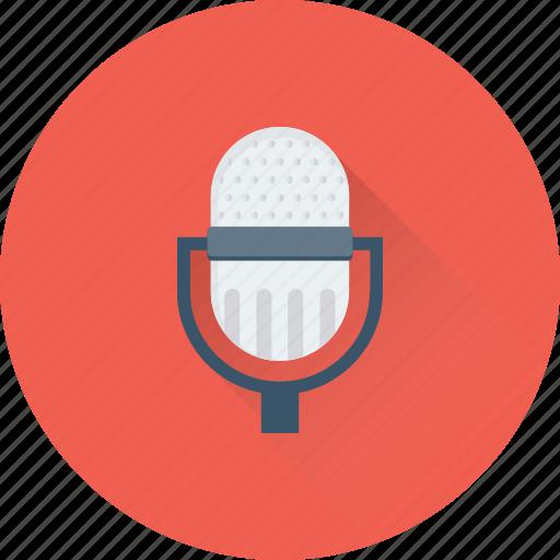 Mic, microphone, recording, speak, speech icon - Download on Iconfinder