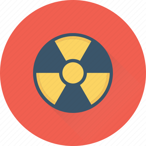Danger, nuclear, radiation, radioactive, toxic icon - Download on Iconfinder