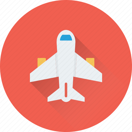 aircraft, airline, airplane, flight mode, travel icon