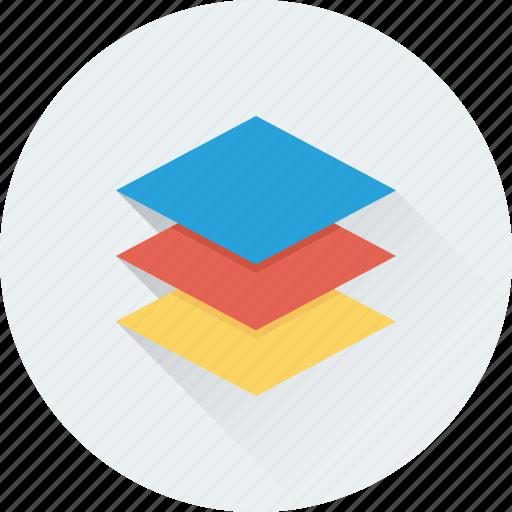 Arrange, design, layers, model, stack icon - Download on Iconfinder