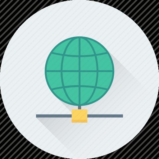 Hosting, internet, internet server, networking, server icon - Download on Iconfinder