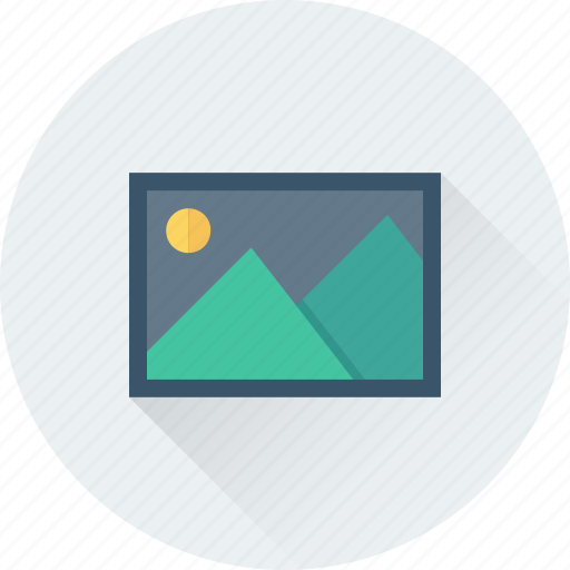 Image, landscape, photo, photograph, picture icon - Download on Iconfinder
