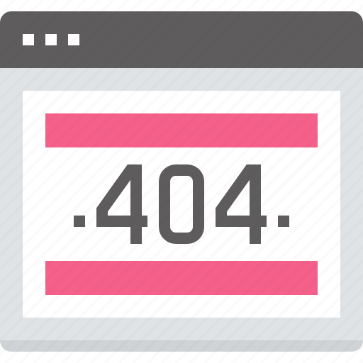 404, browser, error, internet, page, web, website icon - Download on Iconfinder