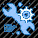 gear, service, setting, web