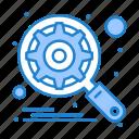 engine, gear, search, setting