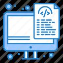 coding, files, optimization, programming