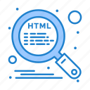 html, optimization, search, seo