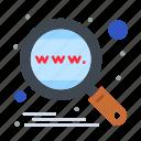 analysis, engine, global, search, worldwide icon