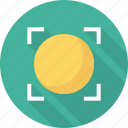 abstract, creative, design, hexagon icon