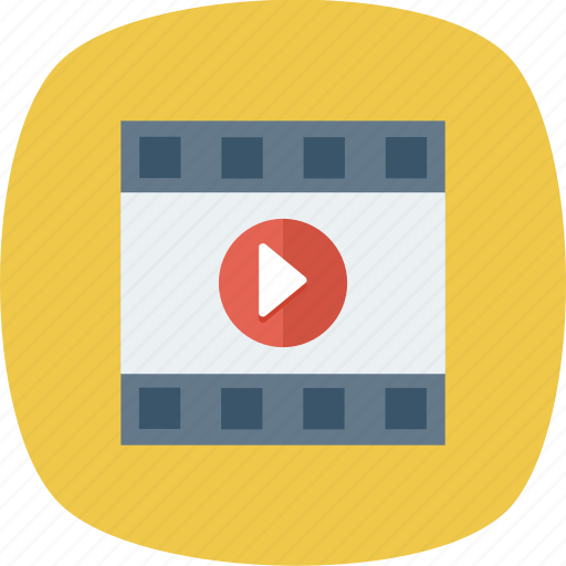 Media, multimedia, player, video icon - Download on Iconfinder