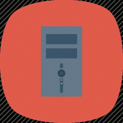 hosting, network, rack, server, storage, system icon