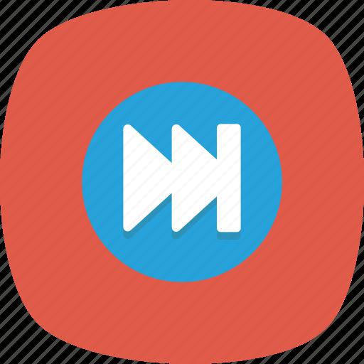 circle, direction, disclosure, navigation, next, right icon