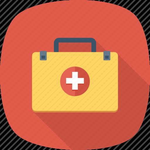 aid, first, health, healthcare, medical, medicine icon