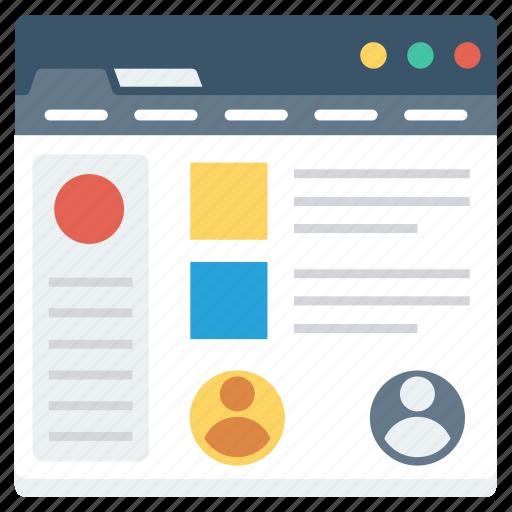 homepage, laptop, macbook, pc, web, website icon