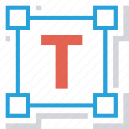 font, letter, text, tool, type icon