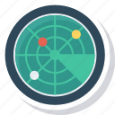locator, radar, satellite, scan, scanner, search, signal icon