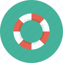 buoy, life, safety, saver icon icon