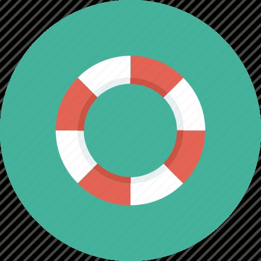 buoy, life, safety, saver icon icon