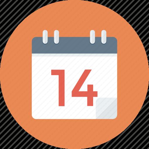 calendar, date, schedule, timeframe, wall calendar icon icon