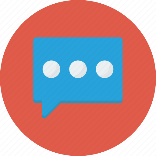 Bubble, chat, thinking, thought, thought bubble icon icon - Download on Iconfinder