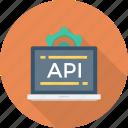 api, app, coding, computer, development, settings, software