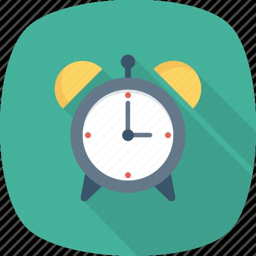Ringing, clock, morning, wake, time, alram icon