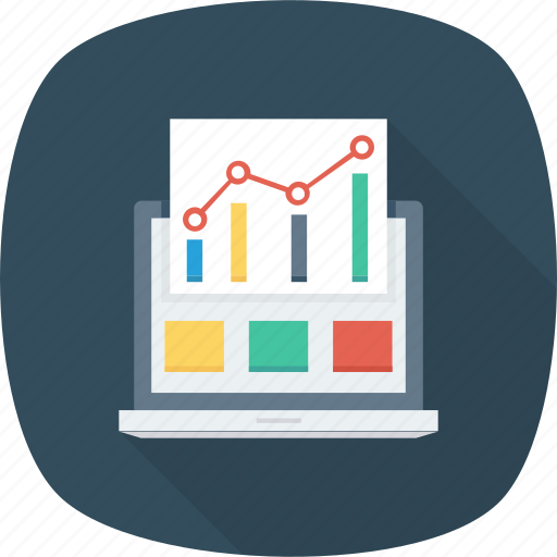 Analysis, graph, report, web icon - Download on Iconfinder