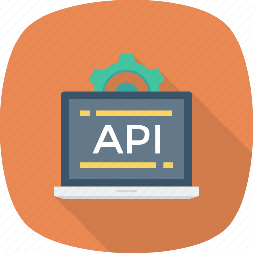 Development, computer, settings, app, coding, api, software icon