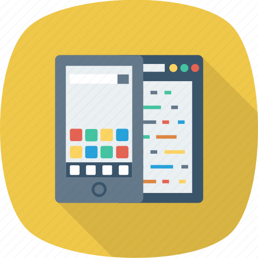 App, application, design, development, mobile, ui, web icon - Download on Iconfinder