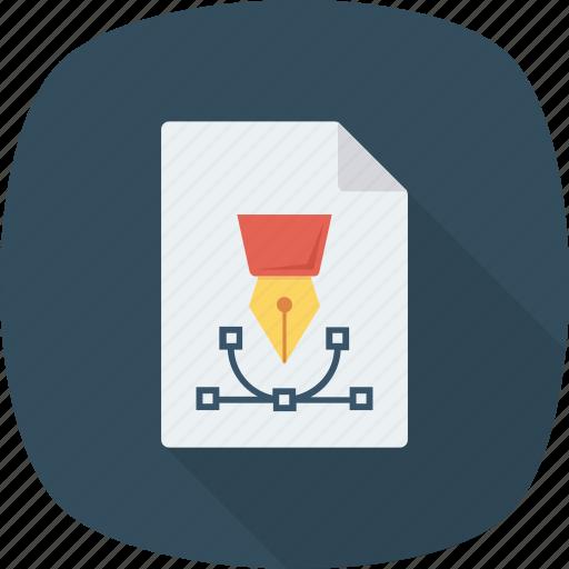 Art, design, designing, file, graphic, paper icon - Download on Iconfinder