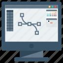 art, creative, design, monitor, tool