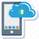 app, cloud, drive, mobile, upload