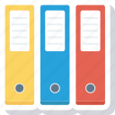 archive, colorful, documents, folders, office