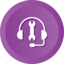 audio, headphone, headphones, headset, music, options, tools icon