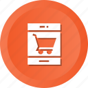 app, online, shop, shopping, store icon