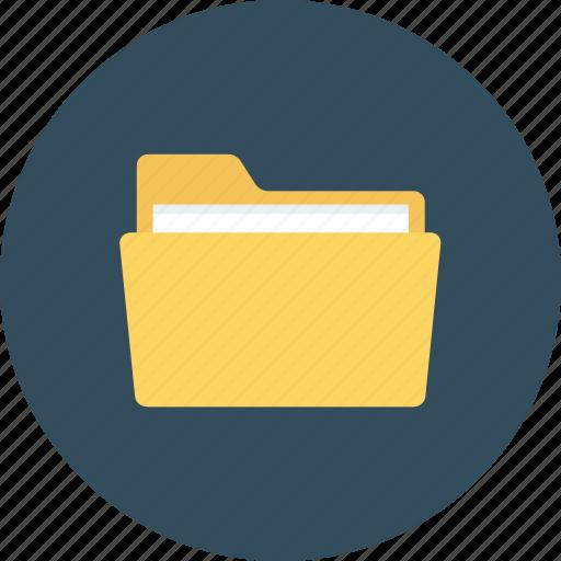 archive, data, document, documents, file, folder icon icon