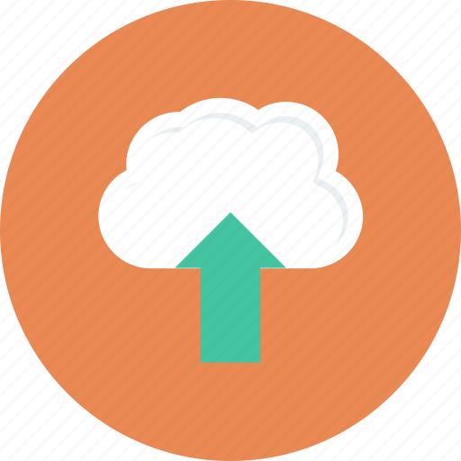 cloud, data, database, download, guardar, save, storage, upload icon icon