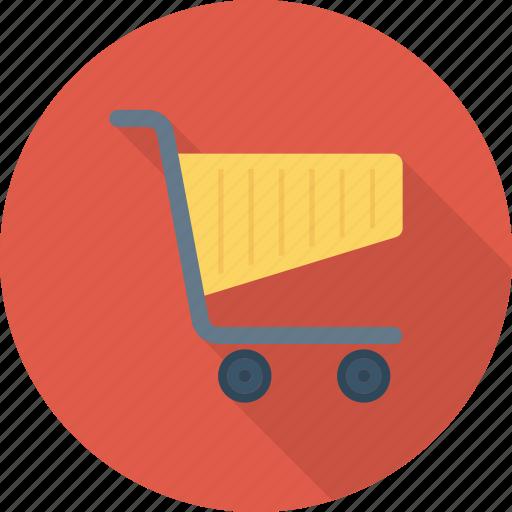 basket, cart, purchase, shop icon