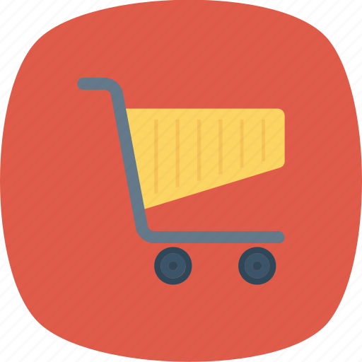 Basket, cart, purchase, shop, trolleys icon - Download on Iconfinder