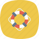 boat, help, lifebuoy, ocean, safe, sea, water